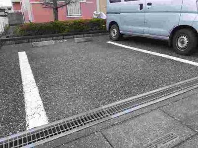 【駐車場】スト-リ-Ⅰ