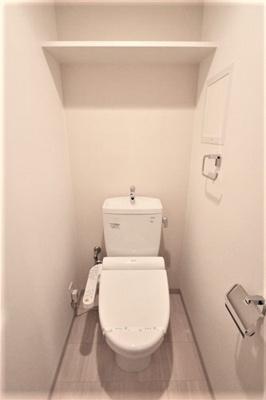 【トイレ】スワンズシティ天満橋