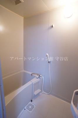 【浴室】プルミエールエビハラ・パーソンズD