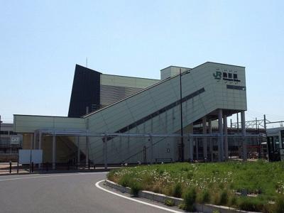 JR両毛線駒形駅まで800m