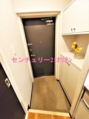 【玄関】エムズ富士見台(フジミダイ)-1F