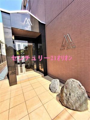 【エントランス】エムズ富士見台(フジミダイ)-1F