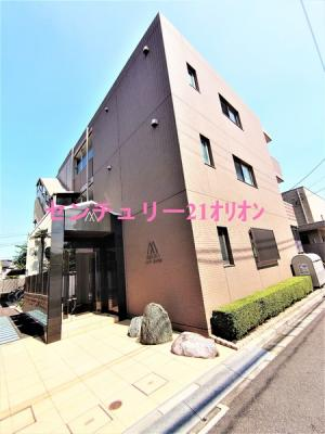 【外観】エムズ富士見台(フジミダイ)-1F