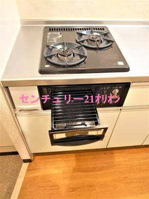 【キッチン】エムズ富士見台(フジミダイ)-1F