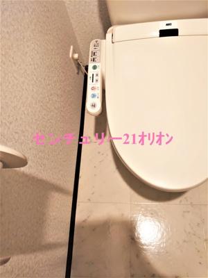 【トイレ】エムズ富士見台(フジミダイ)-1F