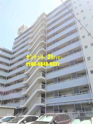 【外観】富士見台(フジミダイ)ファミリーマンション