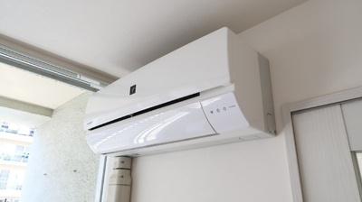 エアコン新規設置