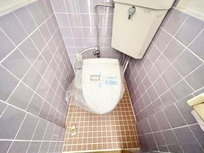 【トイレ】本郷4丁目貸家