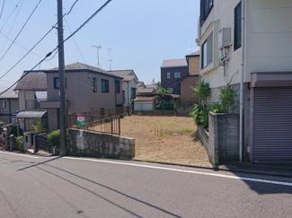 【外観】横浜市鶴見区下末吉6丁目 売地