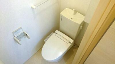 【トイレ】メゾン ビオーラ西ノ庄 Ⅱ