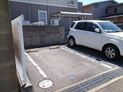 【駐車場】ペスカ・砂山