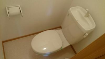 【トイレ】フィオレンテⅡ