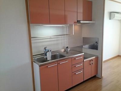 【キッチン】フィオレンテⅡ