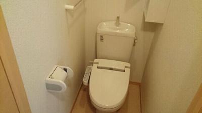 【トイレ】アビタシオン Ⅰ