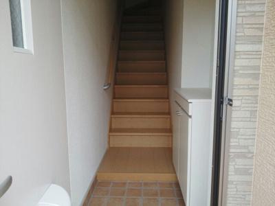 【玄関】ブリジャールⅡ