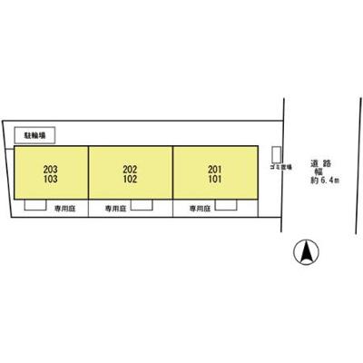 【区画図】マイ・ピエス・ヒロ