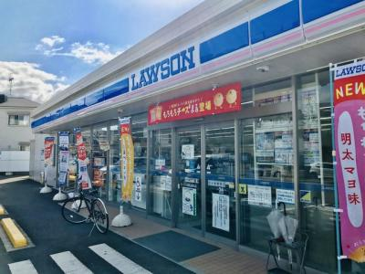 ローソン 和歌山鈴丸丁店 0.4km