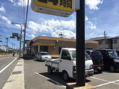 ジョイフル和歌山西ノ庄店(1,257m)