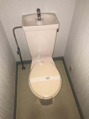 【トイレ】外人ハウス