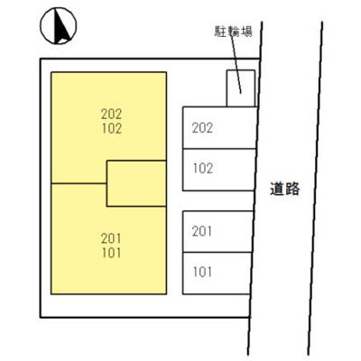 【区画図】ディアス乙井