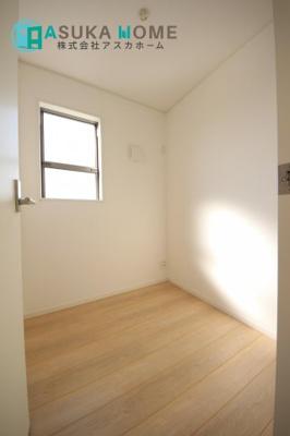 収納上手で居室空間も広くお使いいただけます