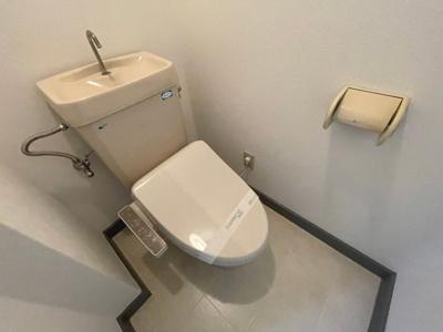 【トイレ】ビーグルマンション伊奈平