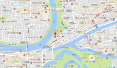 【地図】G-FLAT