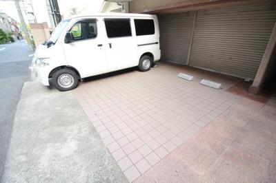 【駐車場】ノモズヴィレッジ六甲