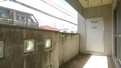 【バルコニー】マタハリハウス