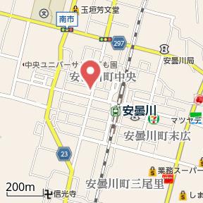 【地図】ADo