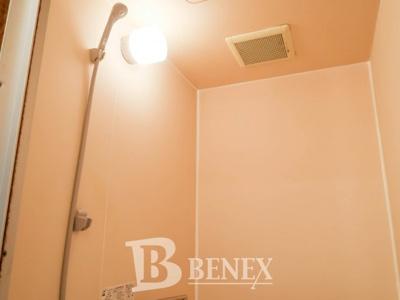 戸山コーポのお風呂です