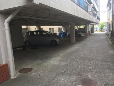 【駐車場】ASコーポ神田