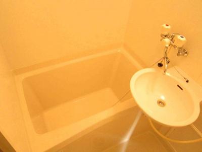 【浴室】レオパレスシャンテB