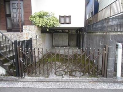 【駐車場】上柏尾町貸家