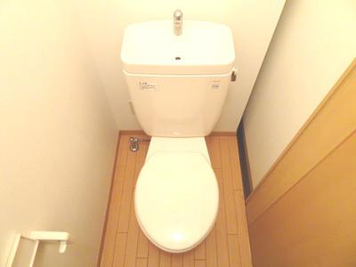 【トイレ】ヴェルデ東松原