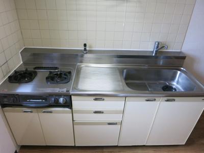 【キッチン】KSハイツ南浦和