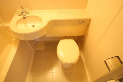 【トイレ】ハイツ井上