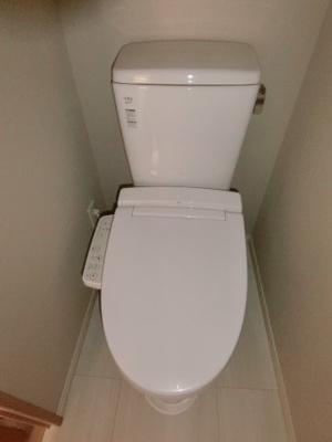 【トイレ】AZESTお花茶屋