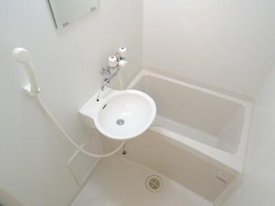 【浴室】レオパレス柏の丘