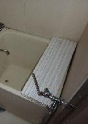 【浴室】パステル鷺ノ宮