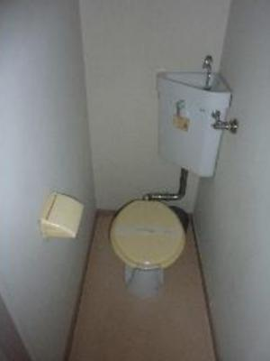 【トイレ】パステル鷺ノ宮