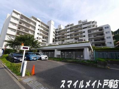 【外観】コスモ戸塚パークスクエア