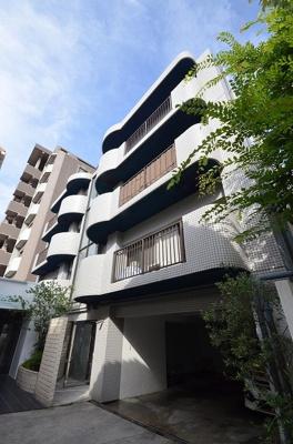 【外観パース】第2徳丸ビル