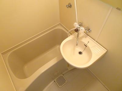 【浴室】コーポシンメイ