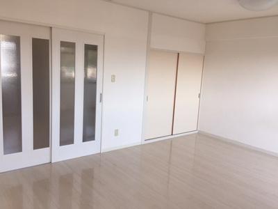 【居間・リビング】KBコート本町Ⅱ