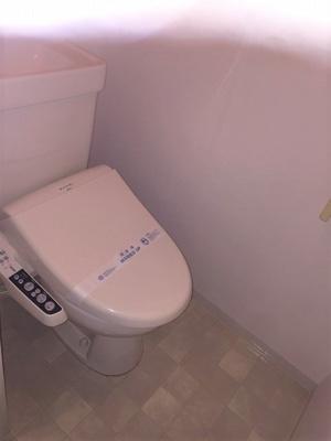 【トイレ】KBコート本町Ⅱ