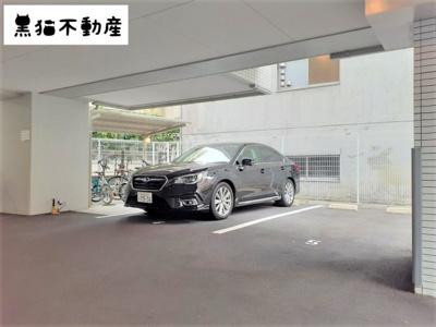 【駐車場】KamiyaBldg東桜
