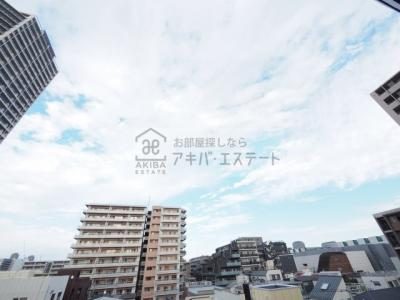 【展望】ルーブル清澄白河弐番館
