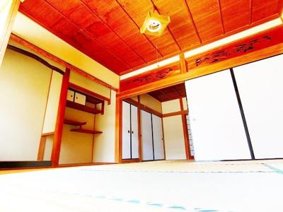 【和室】堺市美原区真福寺戸建