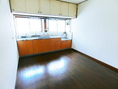 【居間・リビング】堺市美原区真福寺戸建